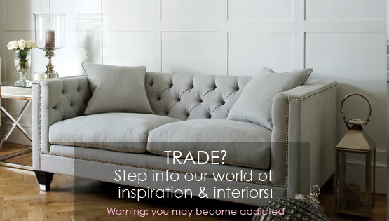 Step into our world of inspiration and interiors