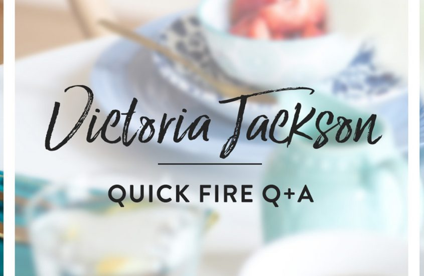 VICTORIA JACKSON IS IN THE HOT SEAT | Q & A