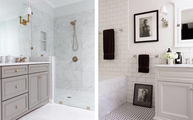 Glam Bathrooms Sweetpea Willow S Blog, Pea Bathroom Accessories