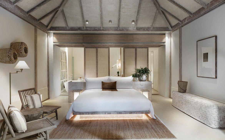modern Scandinavian-style hotel in Thailand