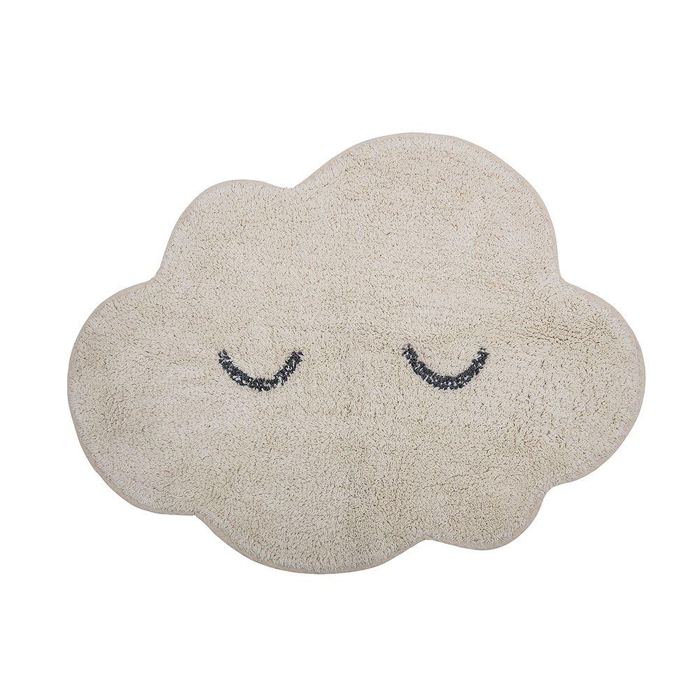 sheeping cloud-shaped rug