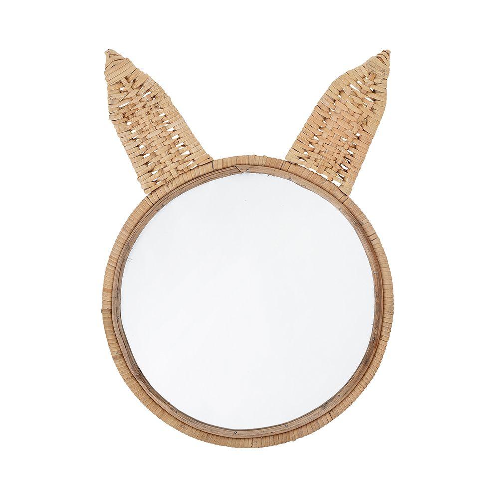 a rabbit-style kids mirror