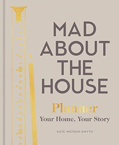 mad about the house planner by kate watson smyth