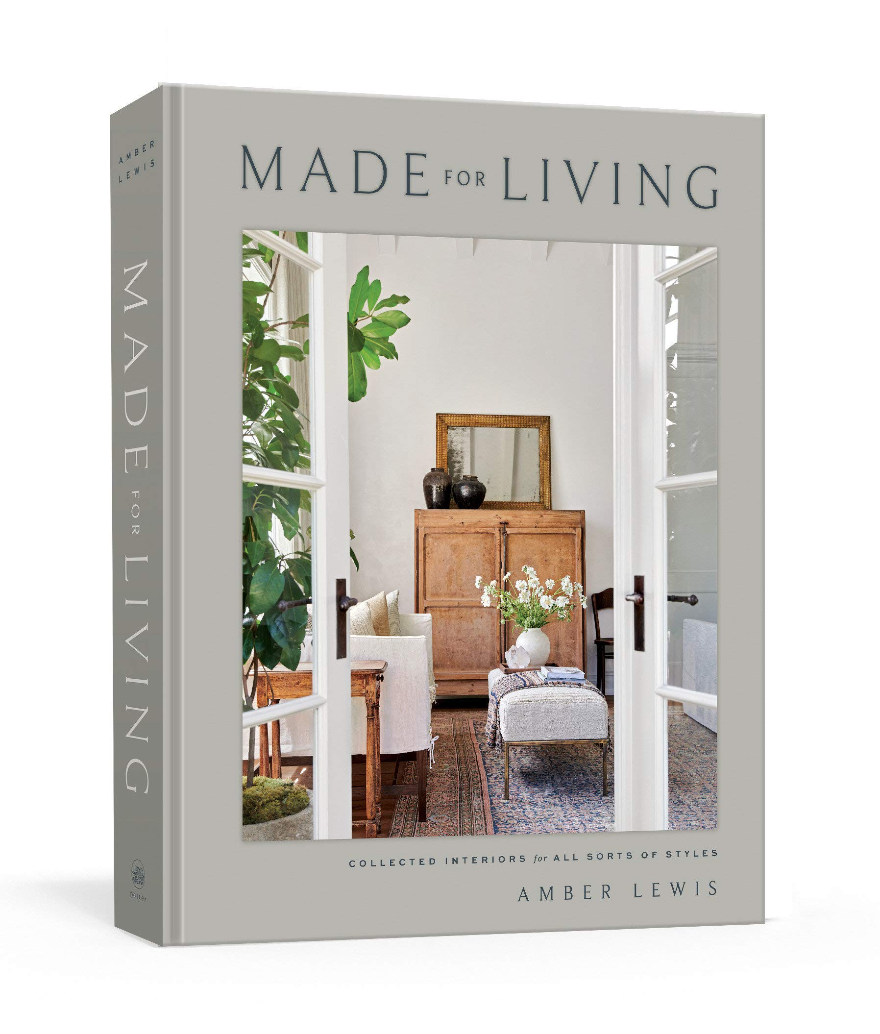 made for living interior book by amber lewis