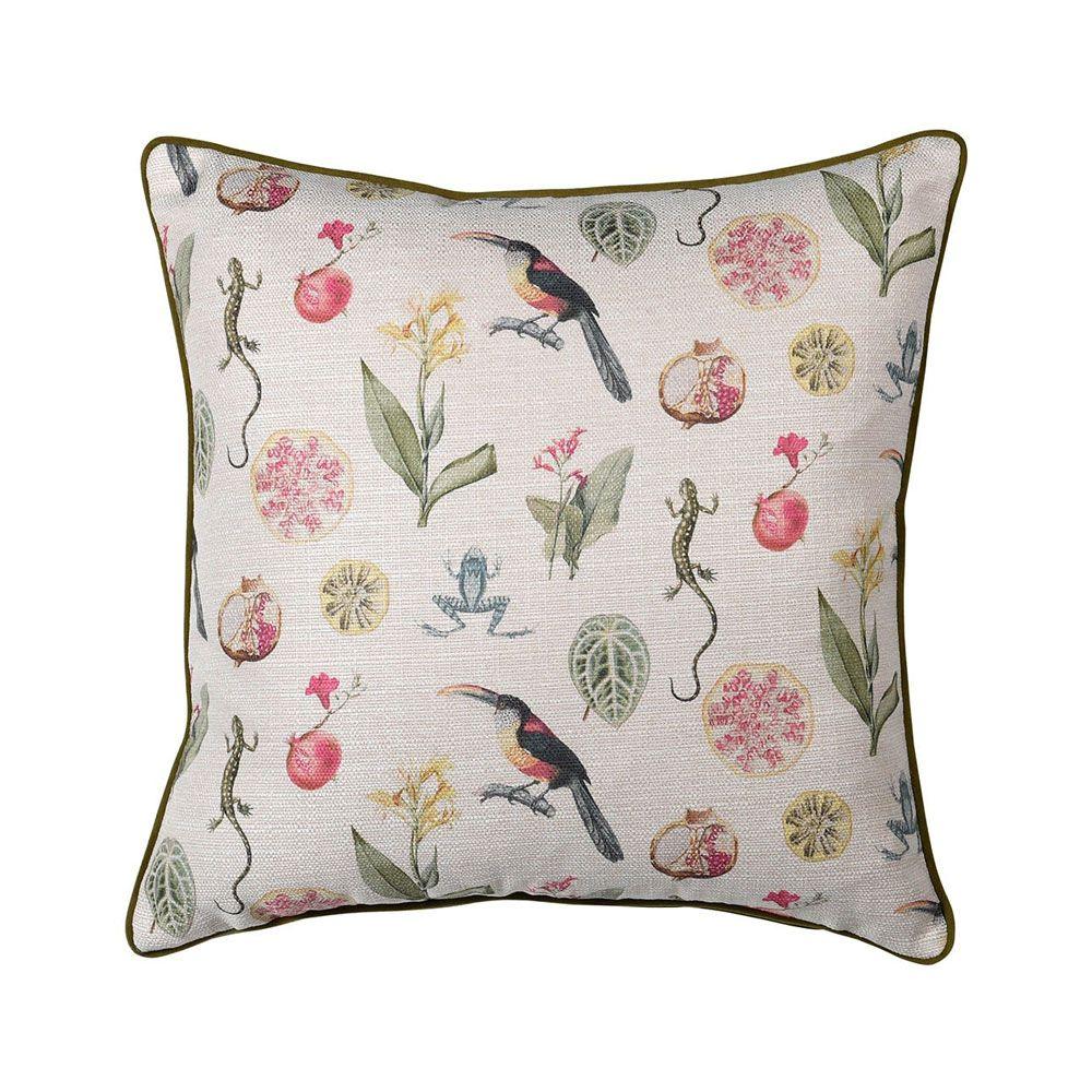 Wild Botanist Cushion