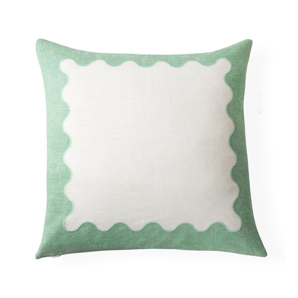 Jonathan Adler Ripple Square Cushion