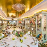 Top London Restaurants With Gorgeous Interiors