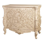 Baroque 2 Door Ornate Cabinet