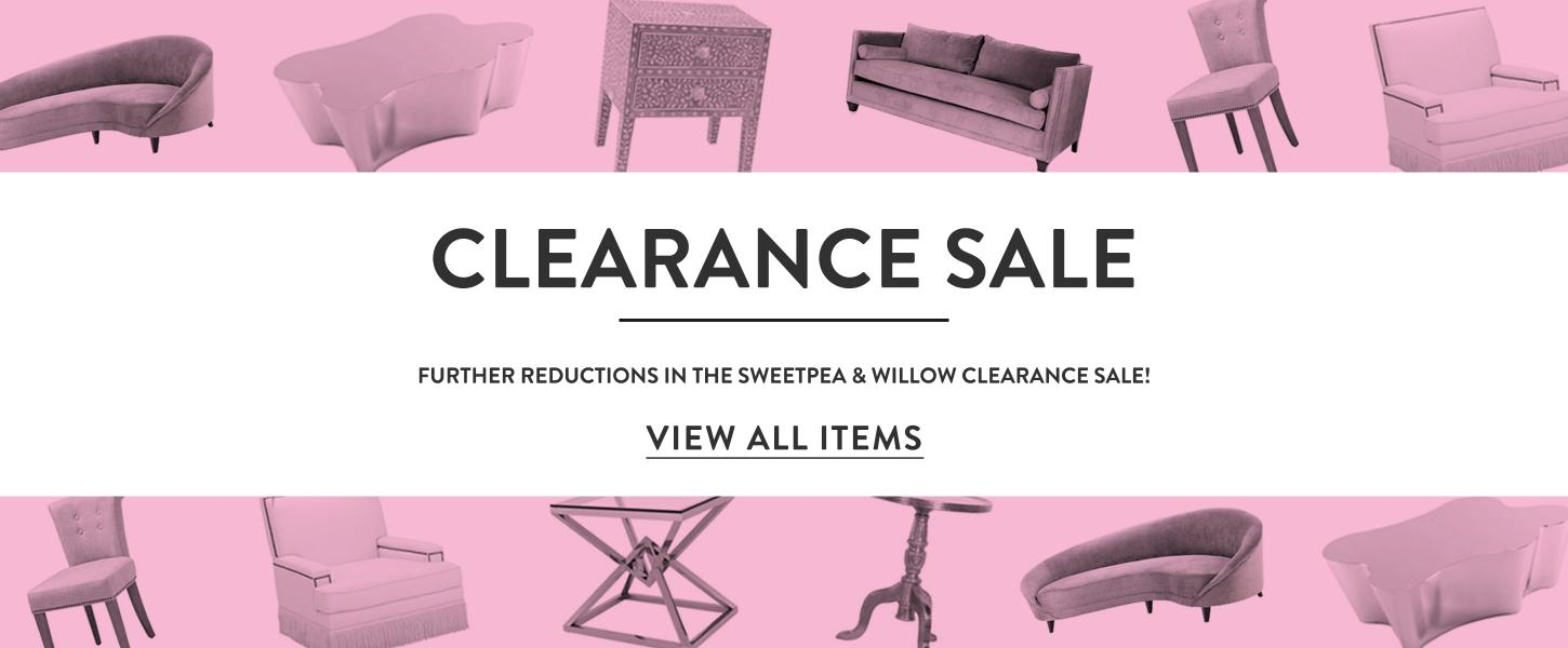 Clearance Sale 2