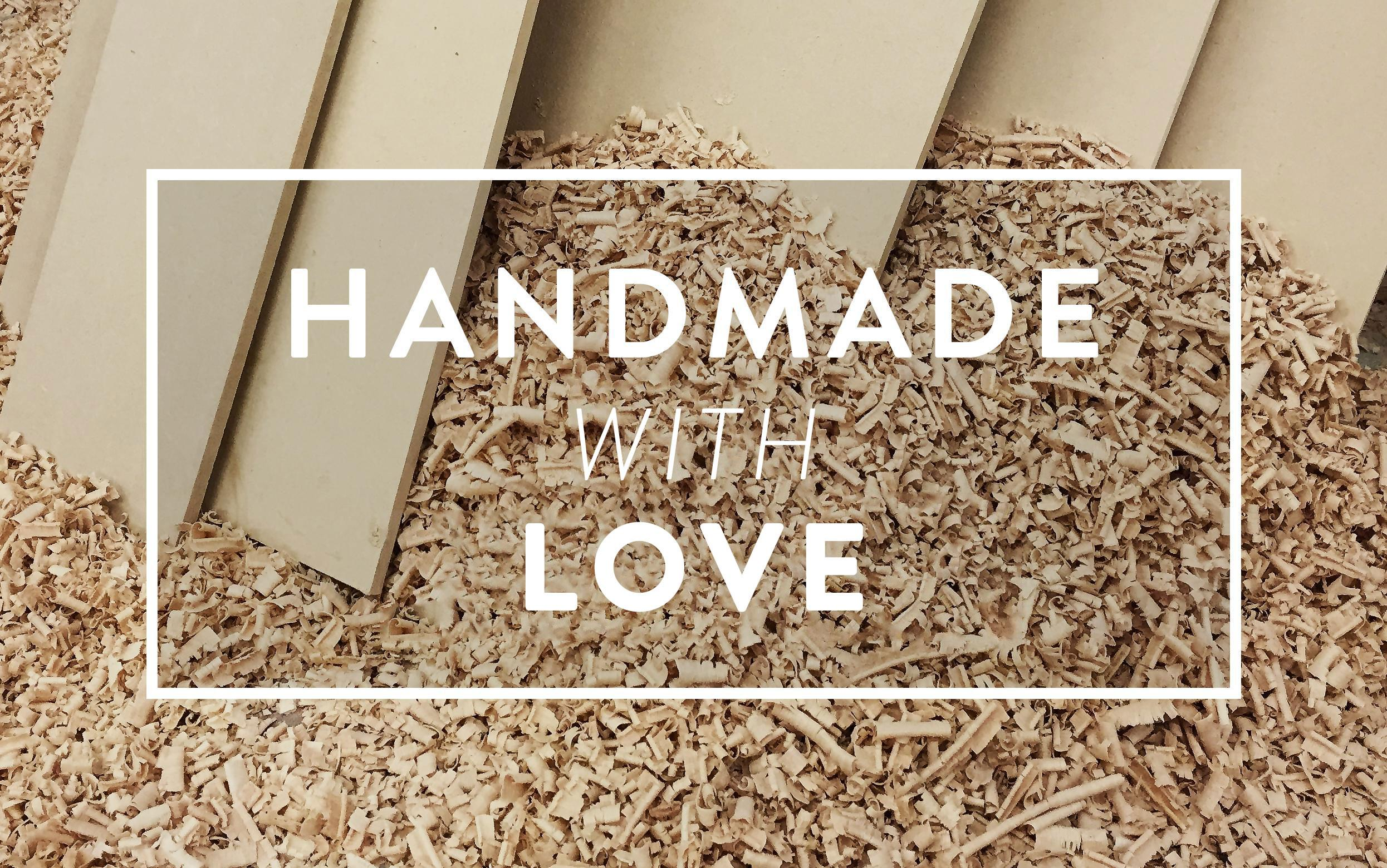 Handmade With Love;